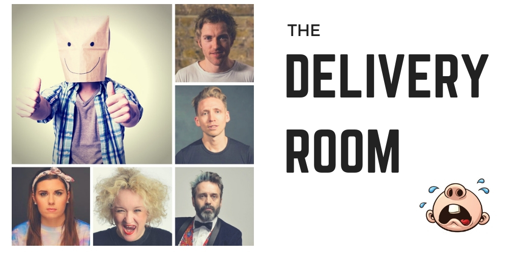 The Delivery Room with Amazing Special Guest Comedian