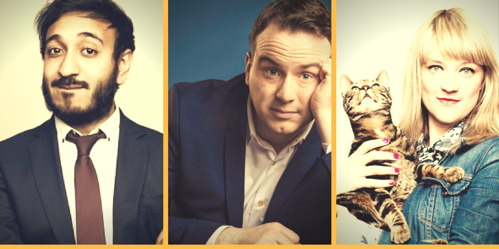 BILAL ZAFAR - MATT FORDE - TANIA EDWARDS - MEGA SUNDAY PREVIEW DAY