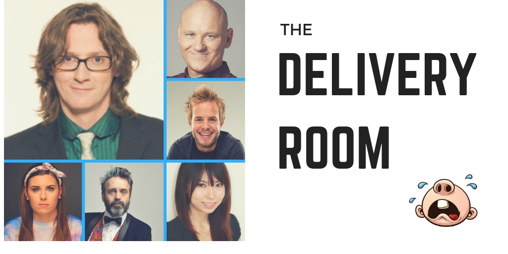 The Delivery Room with ED BYRNE