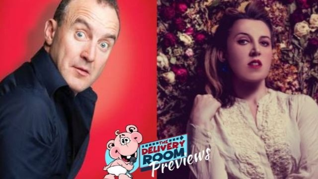 Jimeion and Eleanor Tiernan: Double Edinburgh Previews