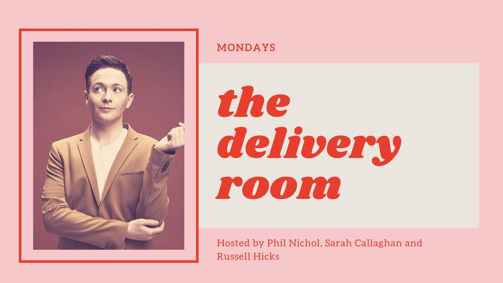 The Delivery Room with Stephen Bailey