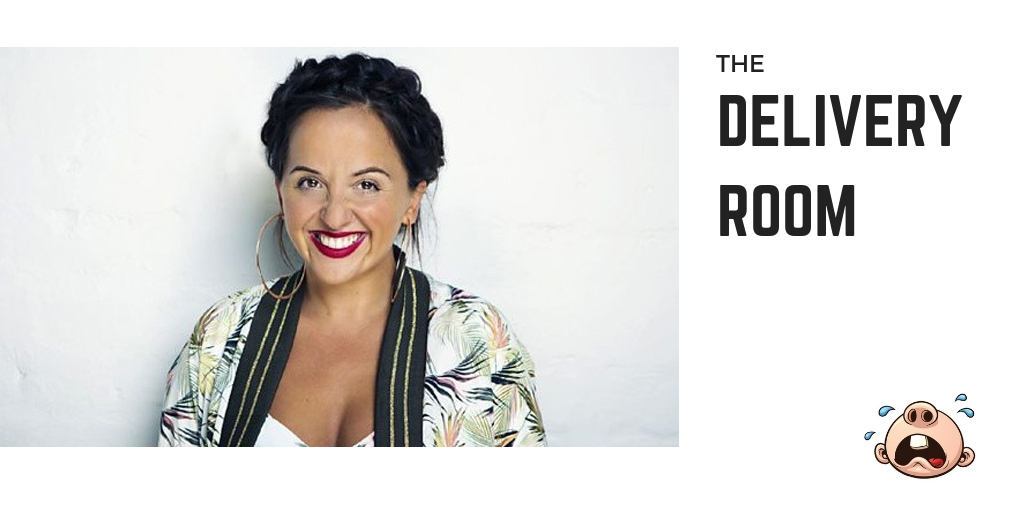 The Delivery Room with LUISA OMIELAN