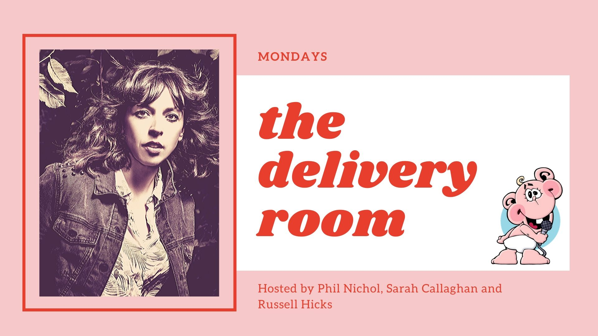 The Delivery Room with Bridget Christie