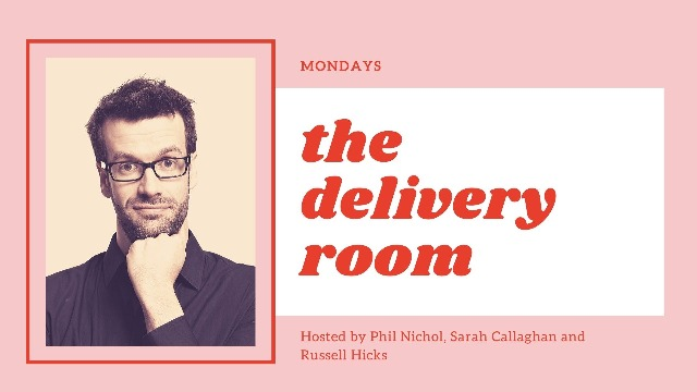 The Delivery Room with Marcus Brigstocke