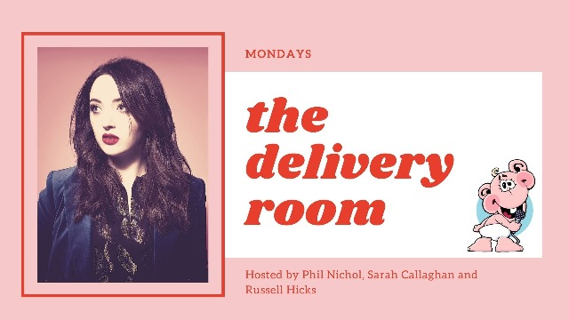 The Delivery Room with Fern Brady