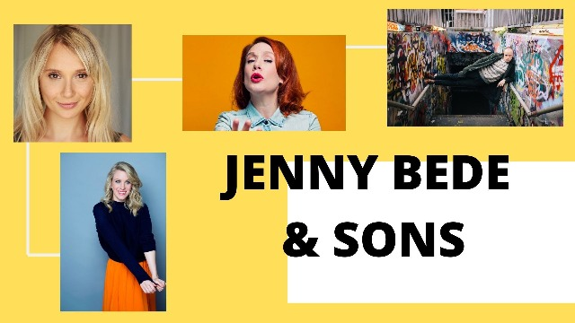 Jenny Bede & Sons in February