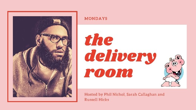 The Delivery Room with Jamali Maddix