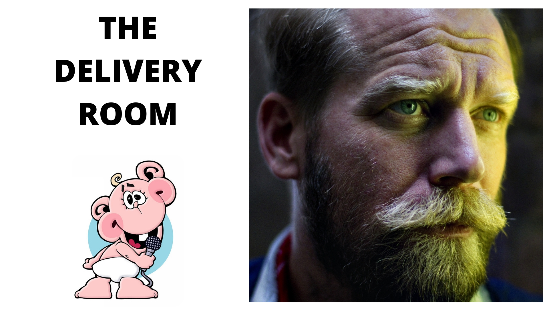 The Delivery Room w/ Tony Law