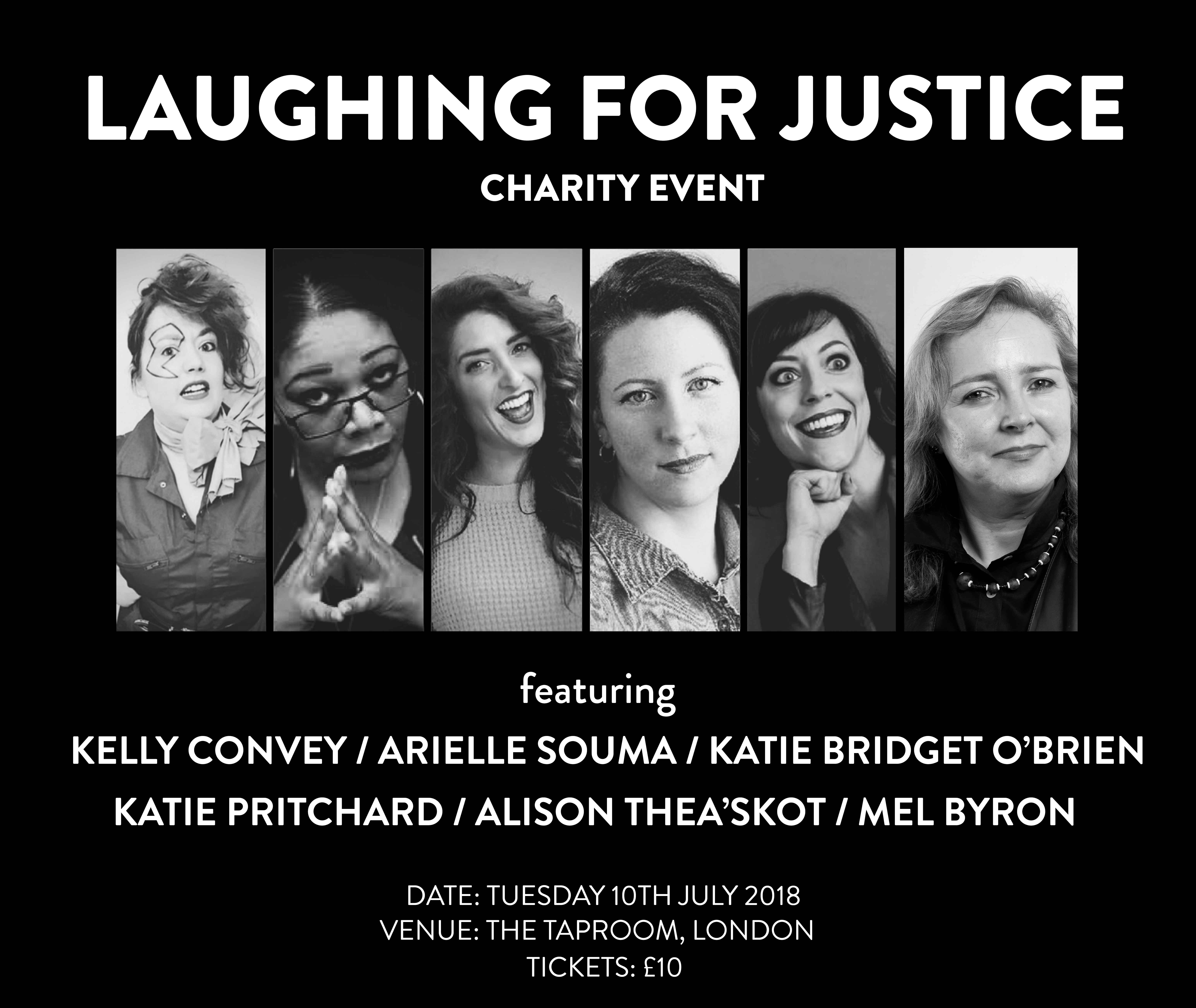 Comedy Charity Night