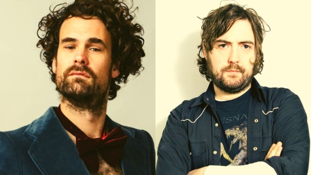 Nick Helm & Paul F Taylor
