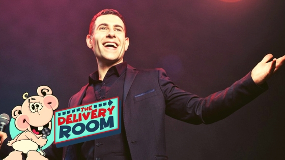 The Delivery Room w/ Simon Brodkin