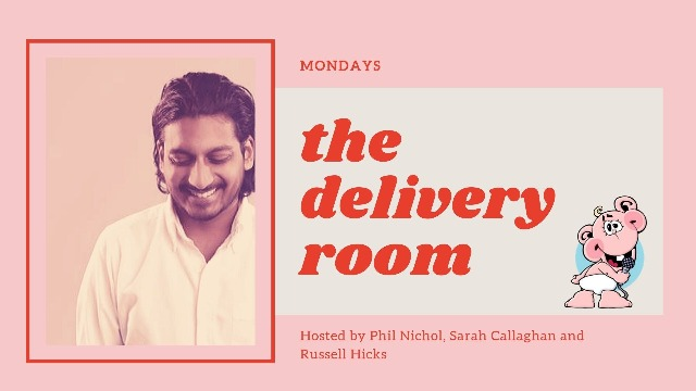 The Delivery Room with Ahir Shah
