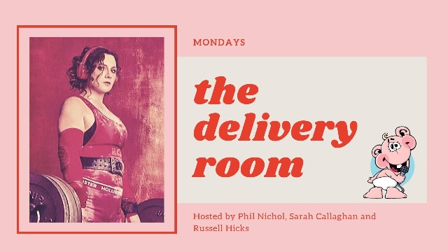 The Delivery Room with Jessica Fostekew